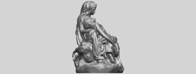 05_TDA0238_La_PietaA09.png Télécharger fichier STL gratuit La Pieta • Modèle pour impression 3D, GeorgesNikkei