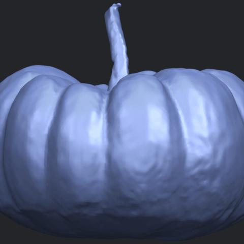 17_TDA0614_Pumpkin_02B09.png Download free STL file Pumpkin 02 • 3D print template, GeorgesNikkei