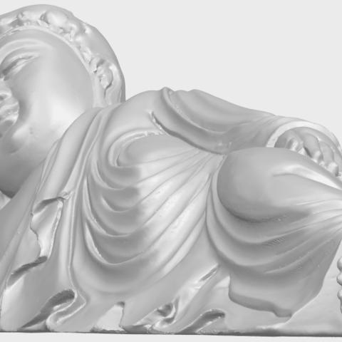 06_TDA0179_Sleeping_Buddha_(i)_88mmA03.png Download free STL file Sleeping Buddha 01 • 3D printable design, GeorgesNikkei