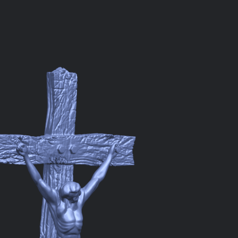 12_TDA0229_Jesus_with_cross_ii_88mmA10.png Download free STL file Jesus with cross 02 • Template to 3D print, GeorgesNikkei