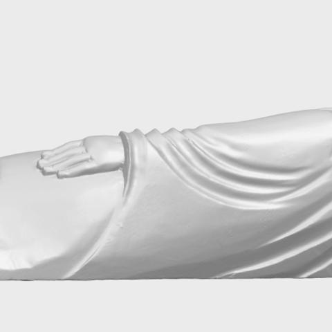 06_TDA0179_Sleeping_Buddha_(i)_88mmA06.png Download free STL file Sleeping Buddha 01 • 3D printable design, GeorgesNikkei
