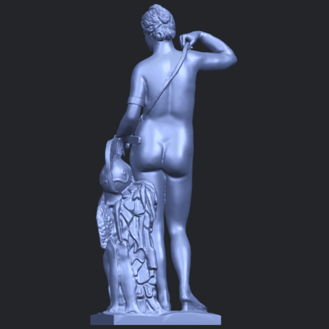 16_TDA0268_Venus_and_AngelB06.png Télécharger fichier STL gratuit Vénus et Ange • Objet pour impression 3D, GeorgesNikkei