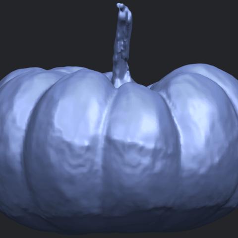 17_TDA0614_Pumpkin_02B04.png Download free STL file Pumpkin 02 • 3D print template, GeorgesNikkei