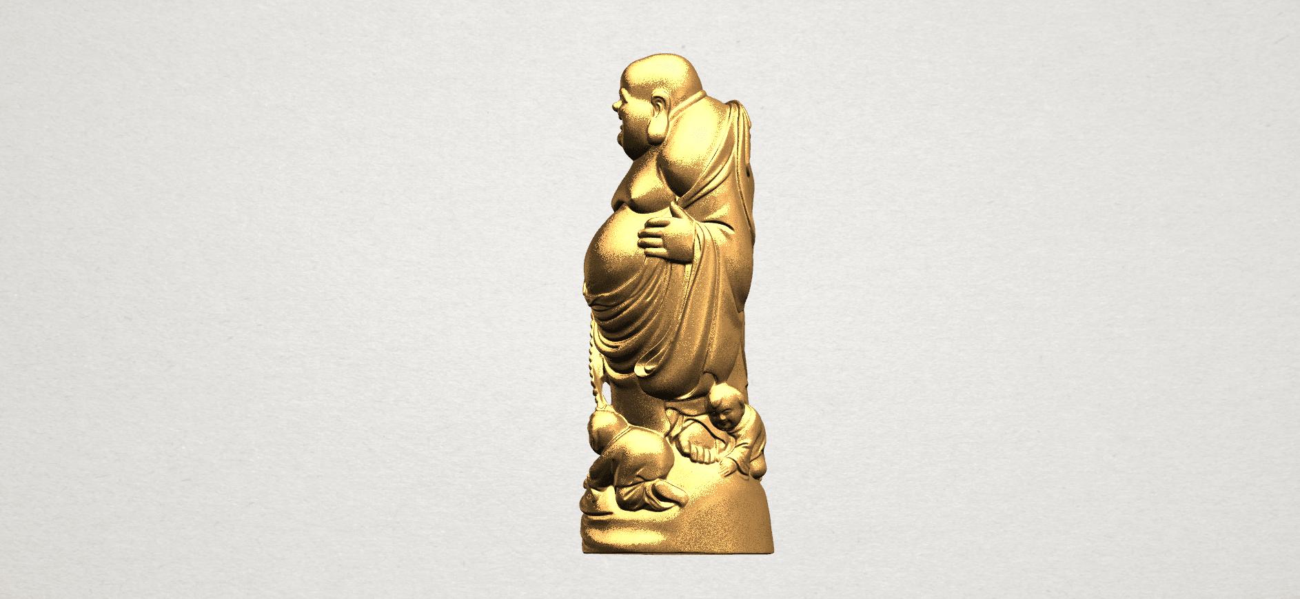 TDA0070 Metteyya Buddha 03 - 88mm - A03.png Download free STL file Metteyya Buddha 03 • 3D printing object, GeorgesNikkei