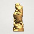 Download free STL Metteyya Buddha 03, GeorgesNikkei