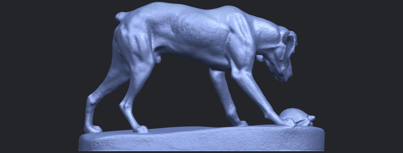 11_Dog_i_62mmB01.png Télécharger fichier STL gratuit Chien 01 • Plan pour impression 3D, GeorgesNikkei