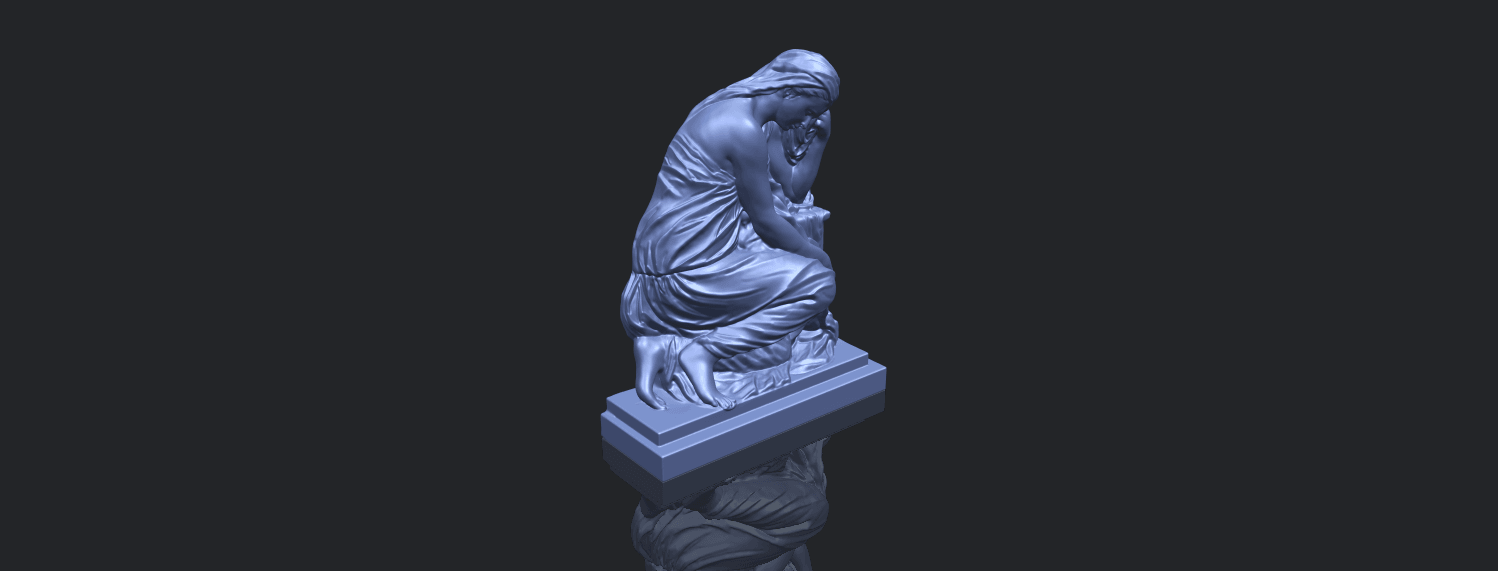06_TDA0548_Sculpture_of_a_girl_02B00-1.png Download free STL file Sculpture of a girl 02 • 3D printable template, GeorgesNikkei