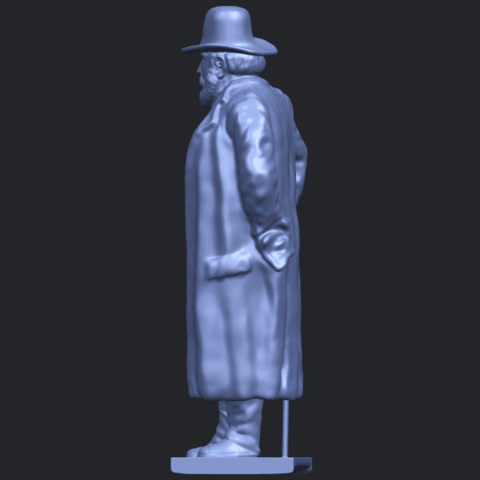 08_TDA0210_Sculpture_of_a_man_88mmB04.png Download free STL file Sculpture of a man 02 • Object to 3D print, GeorgesNikkei