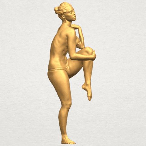 TDA0463 Naked Girl 17 A06.png Download free STL file Naked Girl 17 • Design to 3D print, GeorgesNikkei