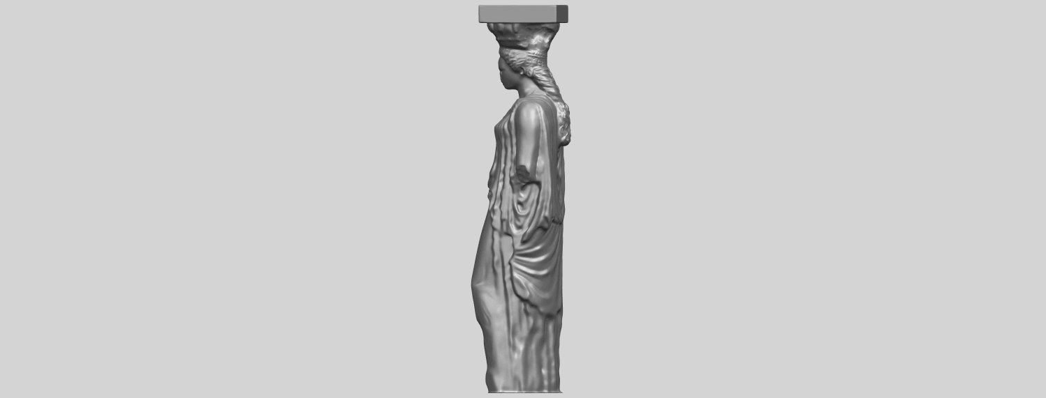 19_Pose_with_Girl_80mmA04.png Download free STL file Pose with Girl • 3D printable template, GeorgesNikkei