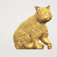 Download free 3D printer files Cat 02, GeorgesNikkei