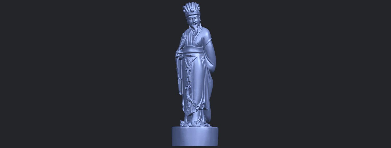 19_TDA0342_Zhu_Ge_Liang_Kong_MingB02.png Télécharger fichier STL gratuit Zhu Ge Liang Kong Ming Kong Ming • Modèle imprimable en 3D, GeorgesNikkei