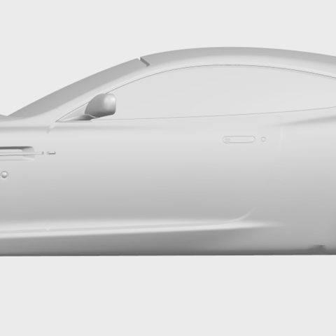 03_TDB006_1-50_ALLA01.png Download free STL file Aston Martin DB9 Coupe • 3D printer template, GeorgesNikkei