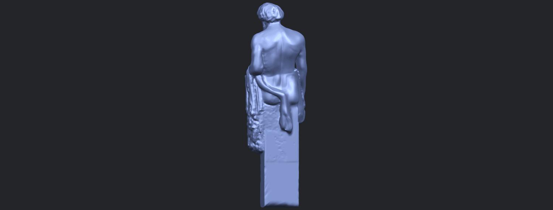 24_TDA0466_Sculpture_of_a_man_02_ex500B06.png Download free STL file Sculpture of a man 03 • 3D print model, GeorgesNikkei
