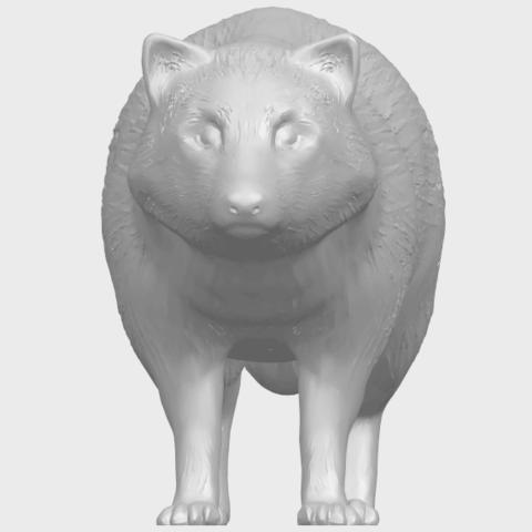 07_TDA0601_FoxA09.png Download free STL file Fox • 3D printer model, GeorgesNikkei