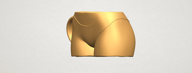 TDA0619 Bikini Cup A02.png Download free STL file Bikini Cup • 3D printer design, GeorgesNikkei
