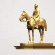 Download free 3D model Horse with Rider 01, GeorgesNikkei