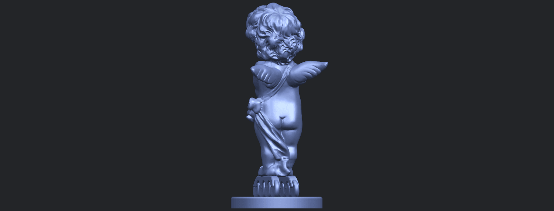 16_TDA0479_Angel_Baby_02B06.png Télécharger fichier STL gratuit Bébé Ange 02 • Plan pour imprimante 3D, GeorgesNikkei