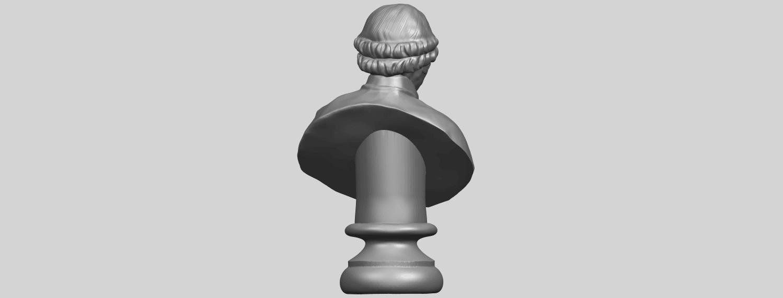 24_TDA0620_Sculpture_of_a_head_of_man_02A07.png Télécharger fichier STL gratuit Sculpture d'une tête d'homme 02 • Design à imprimer en 3D, GeorgesNikkei
