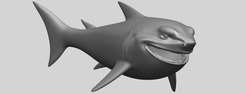 11_TDA0486_SharkA08.png Download free STL file Shark • 3D print design, GeorgesNikkei