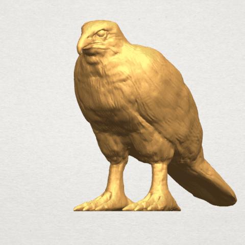 TDA0599 Eagle 02 A07.png Download free STL file Eagle 02 • 3D printable design, GeorgesNikkei
