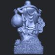 09_TDA0329_Metteyya_Buddha_09B06.png Télécharger fichier STL gratuit Bouddha Metteyya 09 • Modèle imprimable en 3D, GeorgesNikkei