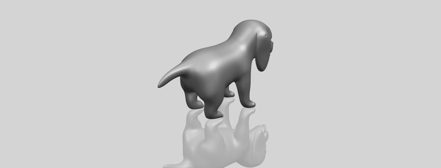 15_TDA0533_Puppy_01A00-1.png Download free STL file Puppy 01 • 3D printer template, GeorgesNikkei