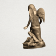 Download free 3D print files Angel and Dog, GeorgesNikkei