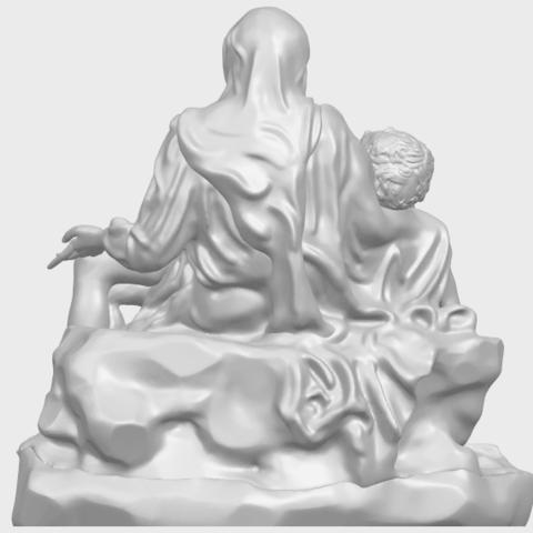05_TDA0238_La_PietaA06.png Télécharger fichier STL gratuit La Pieta • Modèle pour impression 3D, GeorgesNikkei