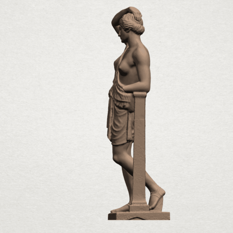 Naked Girl (x) A03.png Download free STL file Naked Girl 10 • 3D printing model, GeorgesNikkei