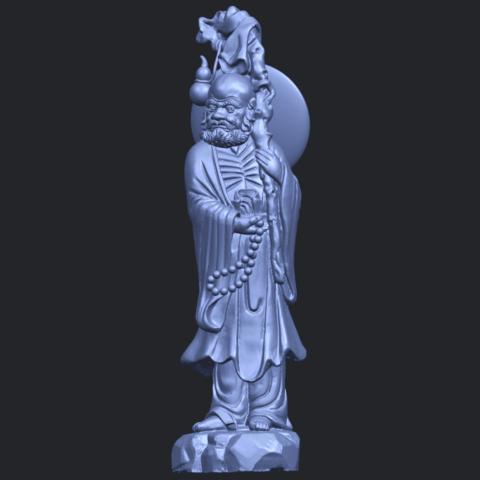 10_TDA0338_Da_Mo_ivB02.png Télécharger fichier STL gratuit Da Mo 04 • Design pour imprimante 3D, GeorgesNikkei