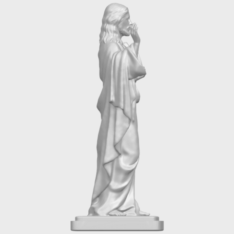 19_TDA0237_Jesus_vA09.png Download free STL file Jesus 05 • 3D print object, GeorgesNikkei