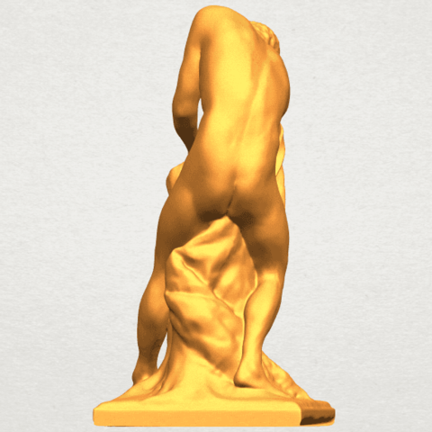 A04.png Download free STL file Milo of Croton • 3D printing design, GeorgesNikkei