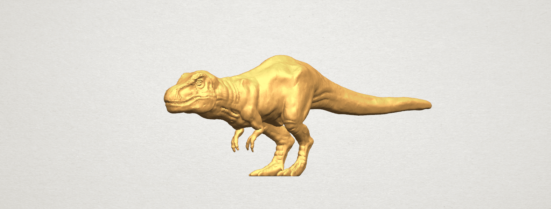 TDA0611 Tyrannosaurus A08.png Download free STL file Tyrannosaurus • 3D printing model, GeorgesNikkei
