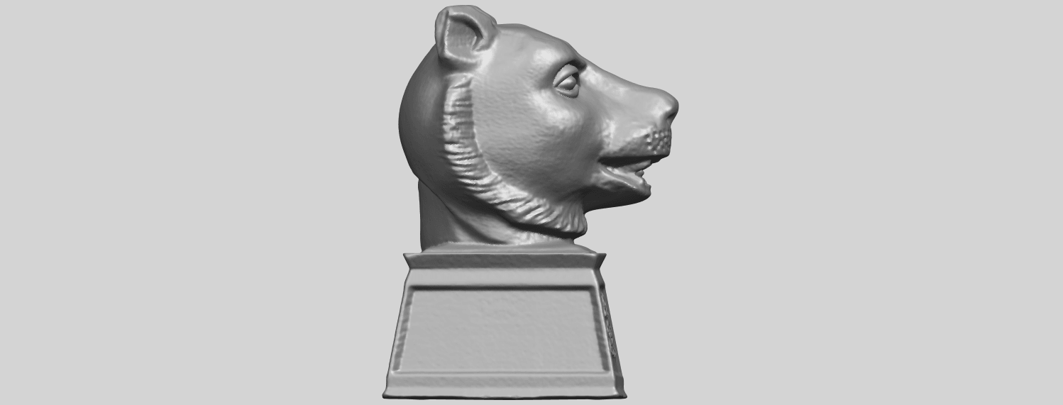 20_TDA0510_Chinese_Horoscope_of_Tiger_02A09.png Download free STL file Chinese Horoscope of Tiger 02 • 3D print object, GeorgesNikkei