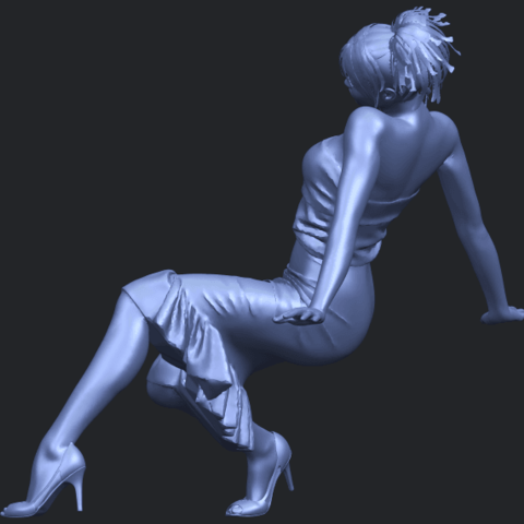 06_TDA0657_Naked_Girl_G05B04.png Download free STL file Naked Girl G05 • 3D printing object, GeorgesNikkei