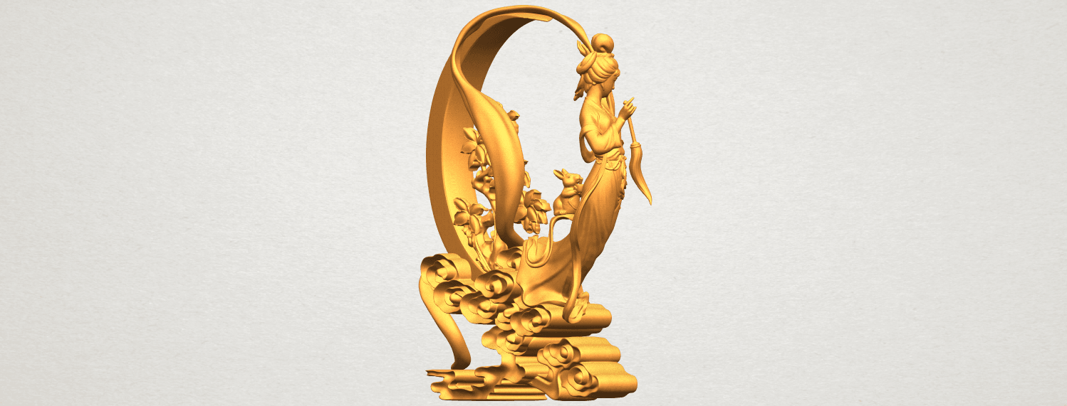 A08.png Download free STL file Fairy 08 • 3D printable model, GeorgesNikkei