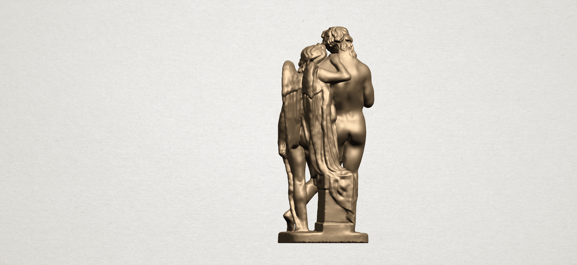 Angel (iv) A04.png Download free STL file Angel 04 • Object to 3D print, GeorgesNikkei
