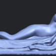 11_Naked_Girl_Lying_on_Bed_i_60mmB01.png Download free STL file Naked Girl - Lying on Bed 01 • 3D printable object, GeorgesNikkei