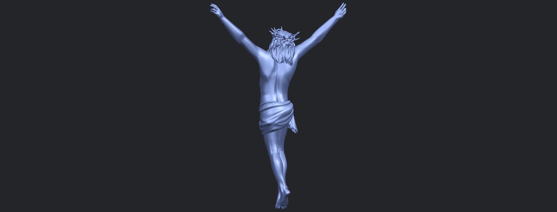 05_TDA0231_Jesus_(ii)_88mmB06.png Download free STL file Jesus 02 • 3D printing template, GeorgesNikkei