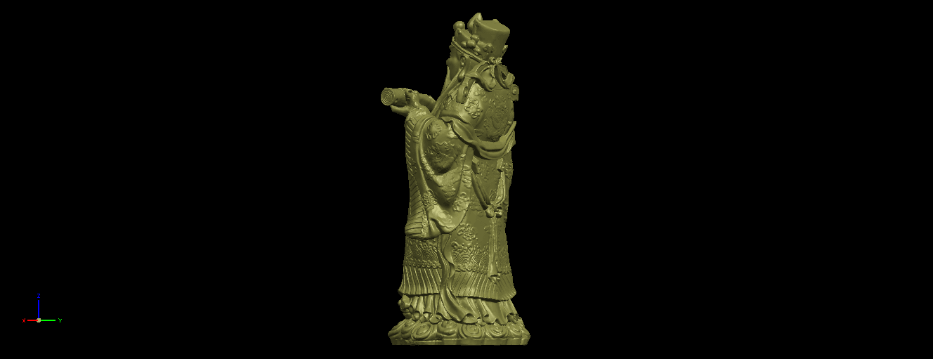04.png Download free STL file God of Treasure • 3D printing model, GeorgesNikkei