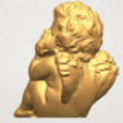 TDA0481 Angel Baby 04 A03.png Download free STL file Angel Baby 04 • 3D printable template, GeorgesNikkei