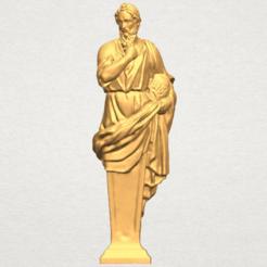 Free 3D model Plato, GeorgesNikkei