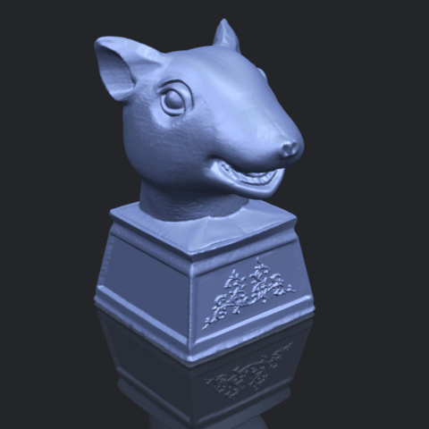 17_TDA0508_Chinese_Horoscope_of_Rat_02B00-1.png Download free STL file Chinese Horoscope of Rat 02 • 3D printable model, GeorgesNikkei