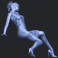 15_TDA0662_Naked_Girl_G10B09.png Download free STL file Naked Girl G10 • 3D printable template, GeorgesNikkei