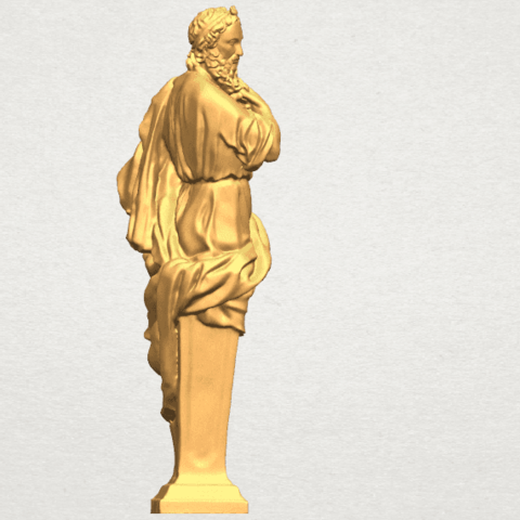 TDA0460 Plato A07.png Download free STL file Plato • 3D printing template, GeorgesNikkei