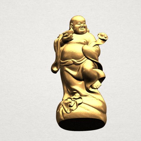 TDA0070 Metteyya Buddha 04 - 88mm - A08.png Download free STL file Metteyya Buddha 04 • 3D printable object, GeorgesNikkei