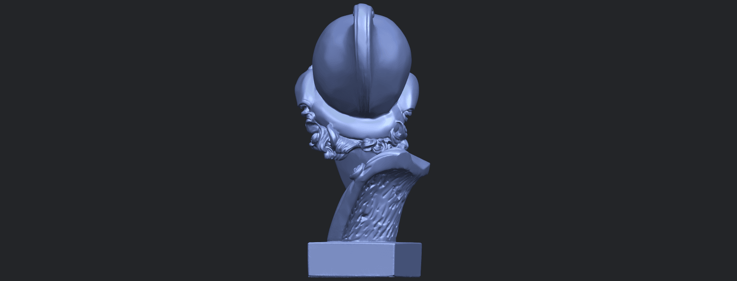14_TDA0244_Sculpture_of_a_head_of_manB06.png Download free STL file Sculpture of a head of man • 3D printable design, GeorgesNikkei