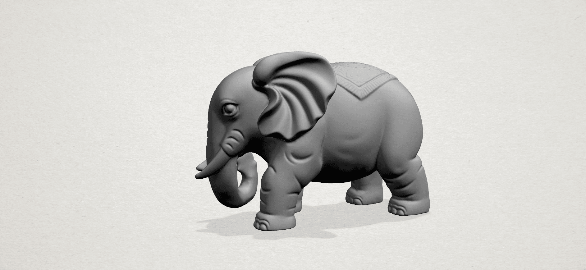 Elephant 03-A01.png Download free STL file Elephant 03 • 3D printable design, GeorgesNikkei