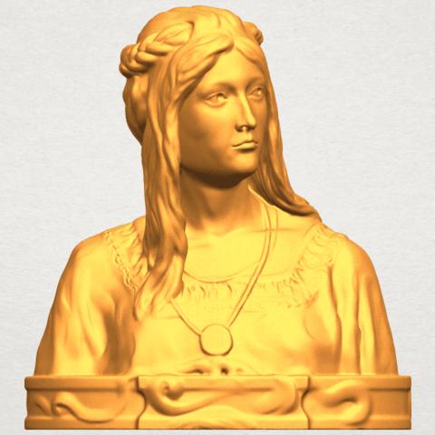 A01.png Télécharger fichier STL gratuit Vittoria Colonna • Objet pour impression 3D, GeorgesNikkei